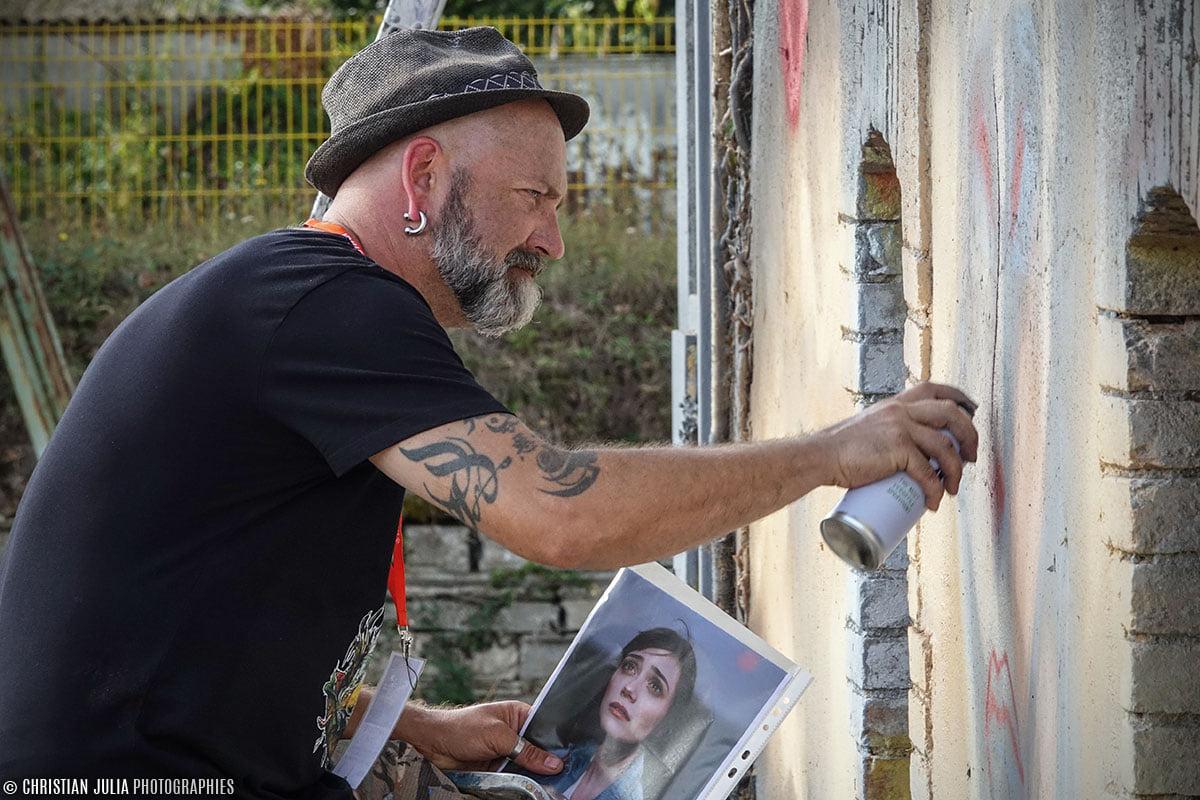 Jef - Organisateur (West Graffiti)