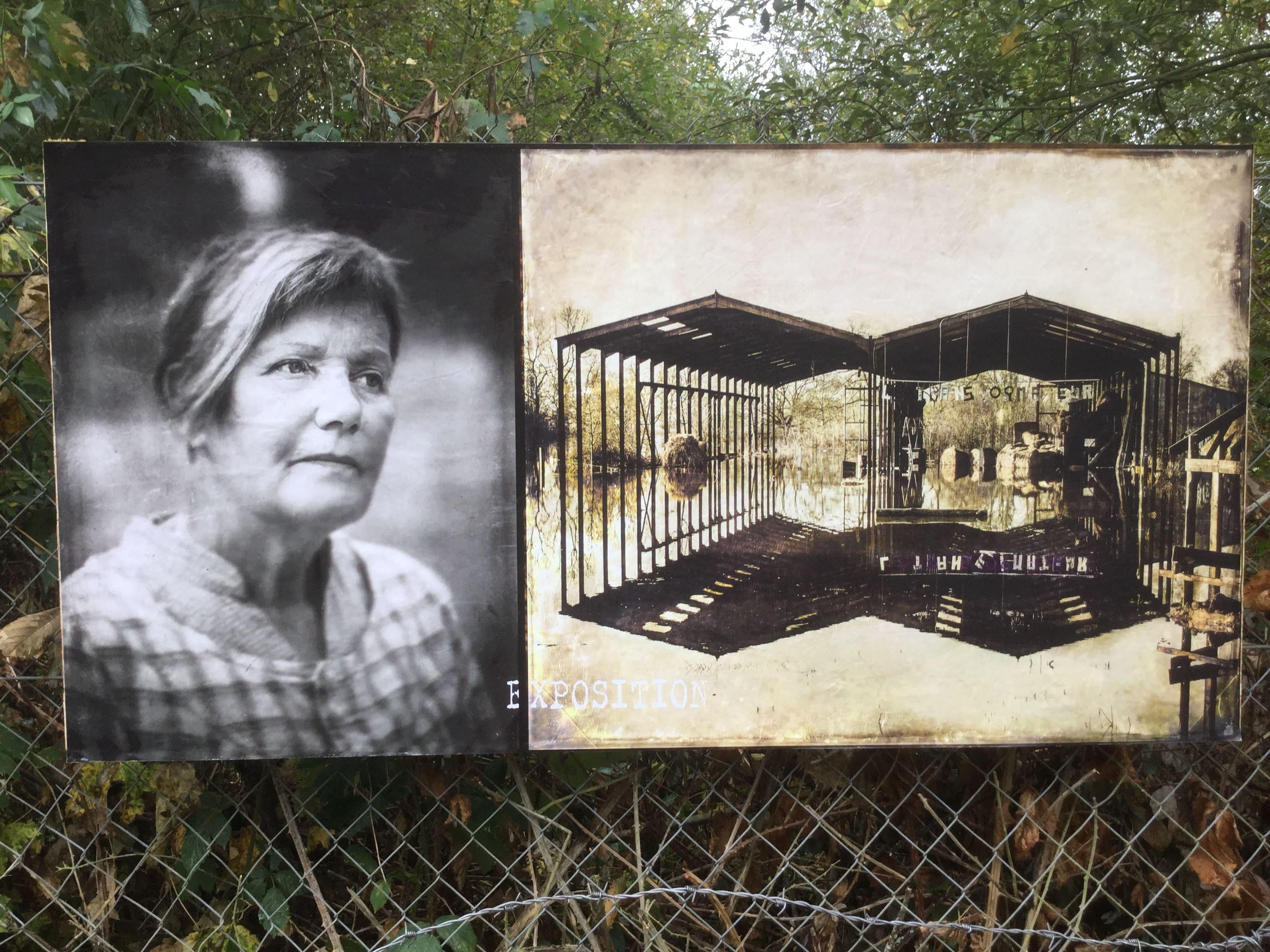 """Expo photo """"Correspondances"""" - Philippe Caharel"""